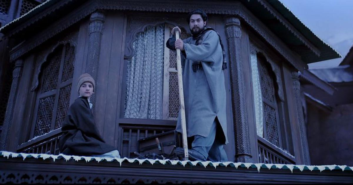 Kashmir films have always been about the location – but are now making room for locals
