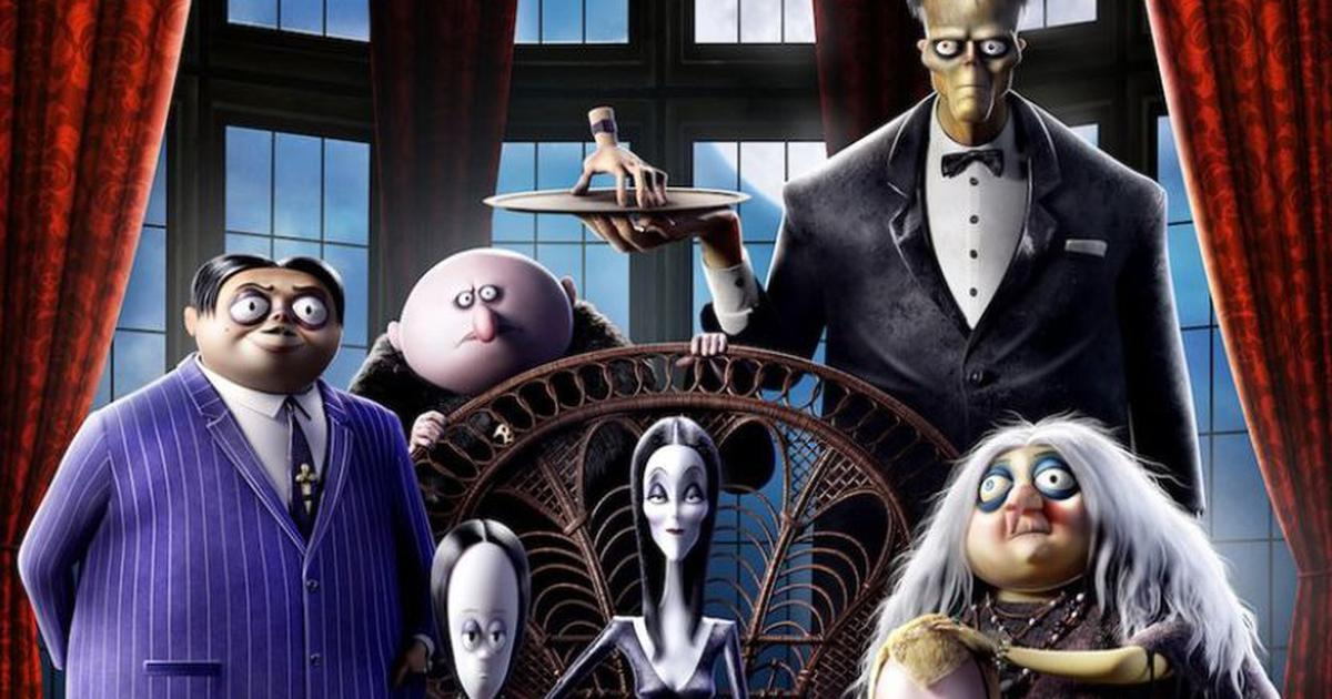 First Teaser Trailer for MGM's Animated 'The Addams Family' Movie
