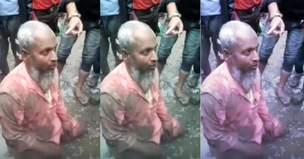 'Why did they force me to eat pork?': Assam man assaulted for selling buffalo meat has a question