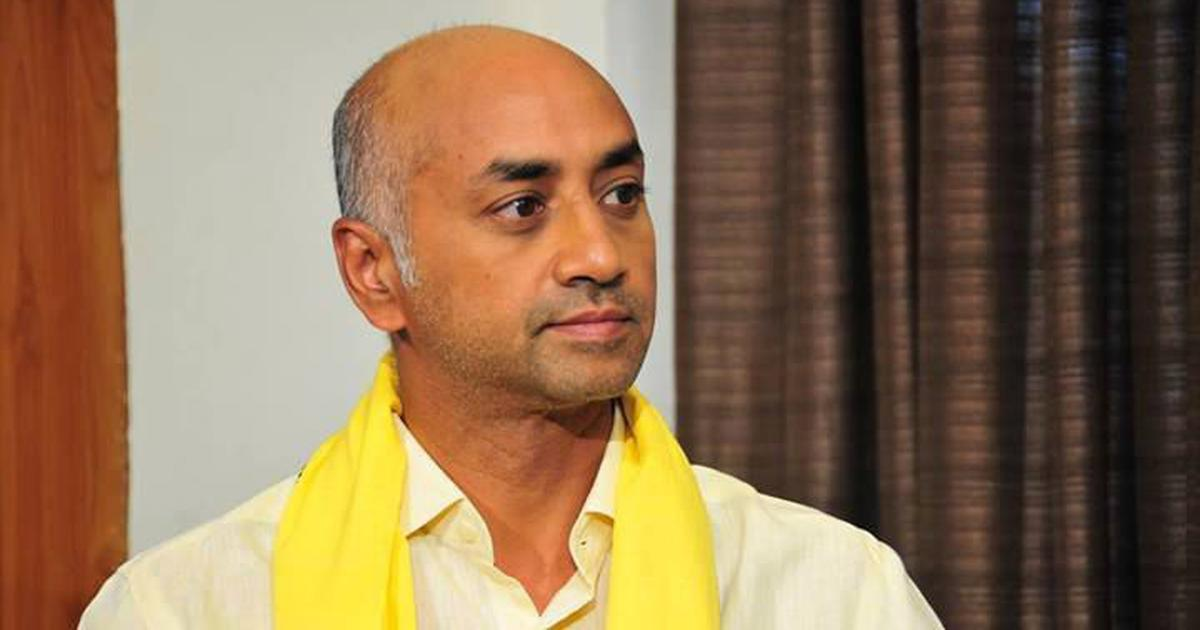 Income Tax Department searches Telugu Desam Party MP Jayadev Galla's offices in Guntur