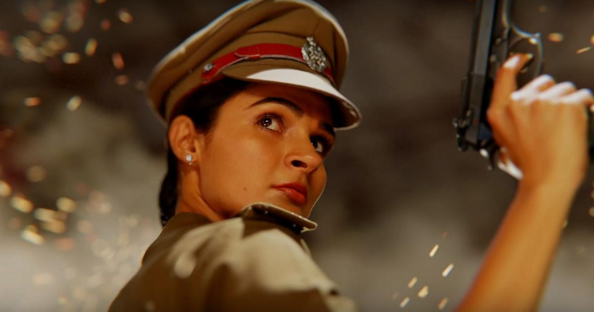'Maaligai' teasers: Andrea Jeremiah plays a police officer and a princess