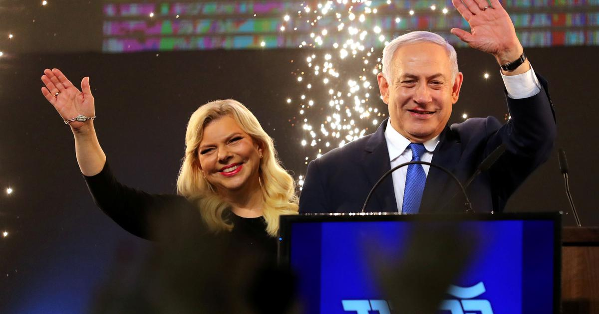 Israel: Netanyahu claims victory as election results show his party tied with opposition alliance
