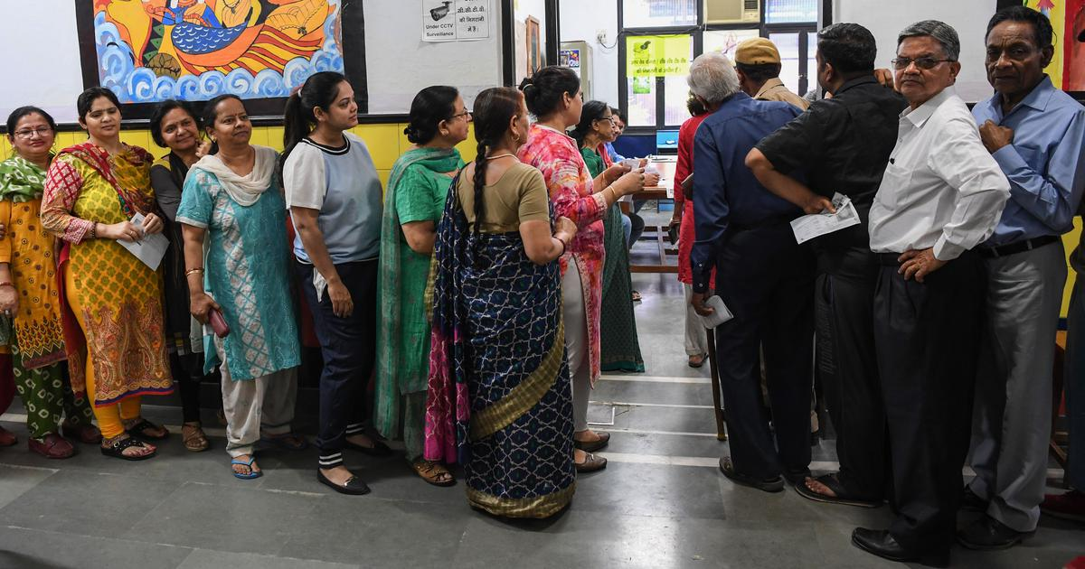 The big news: Voting for 91 Lok Sabha constituencies concludes in Phase 1, and 9 other top stories