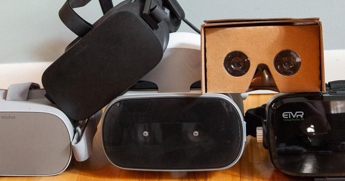 The best VR headsets for smartphones, personal computers and game consoles