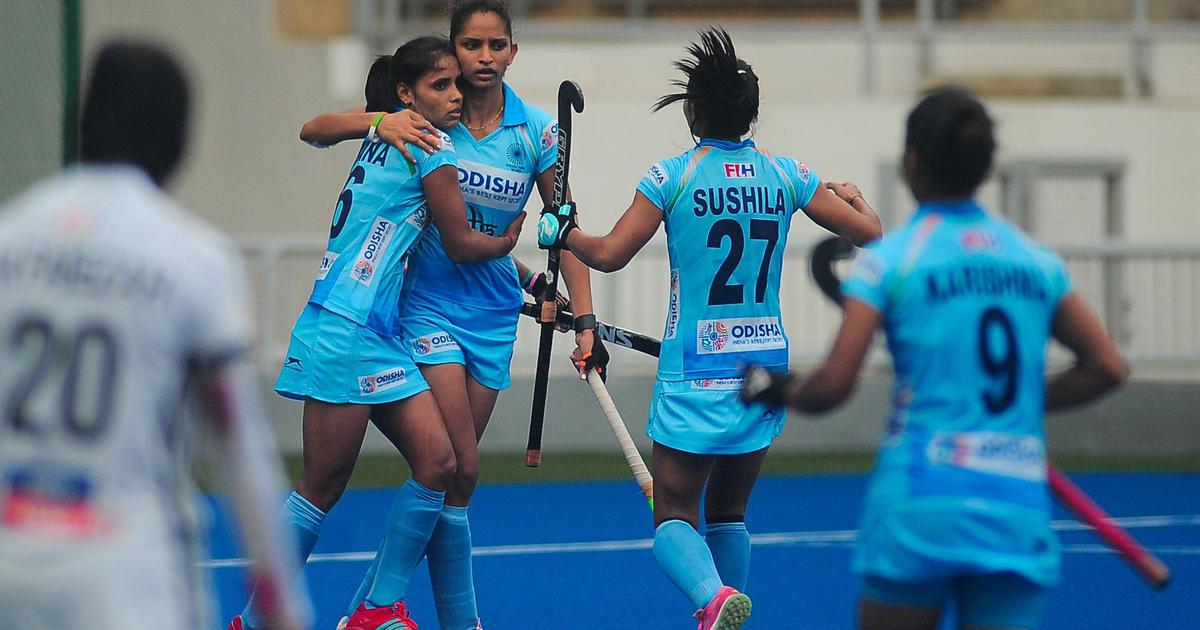 Hockey: Rani Rampal to lead India's 18-member team at upcoming FIH Women's Series Finals