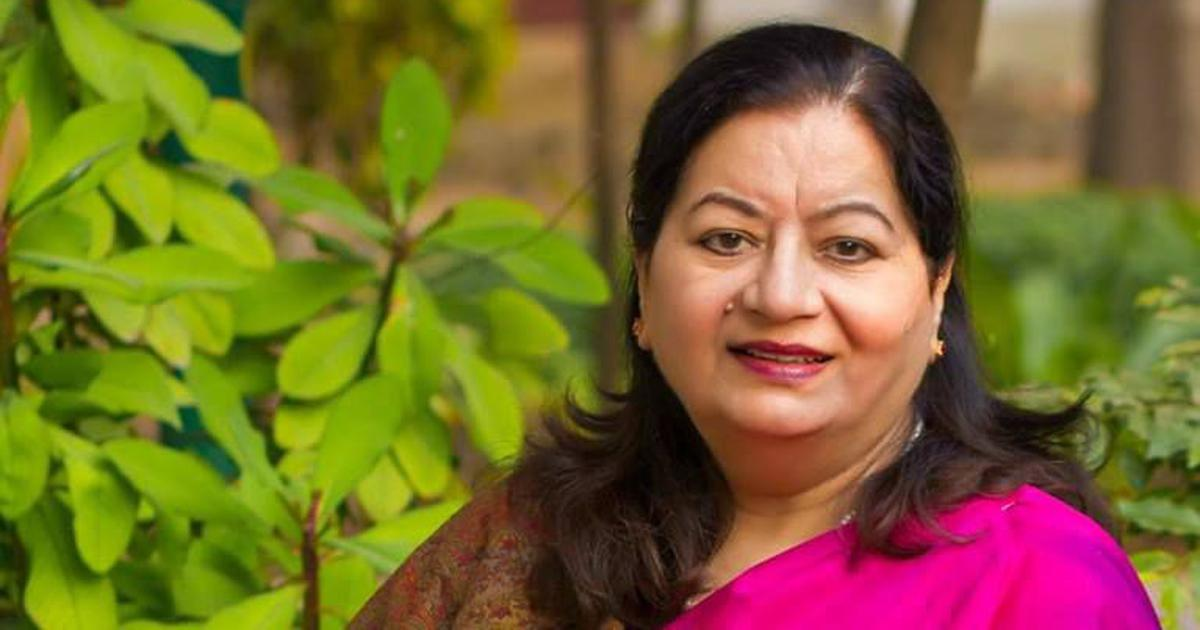 Najma Akhtar becomes Jamia Millia Islamia's first woman vice chancellor