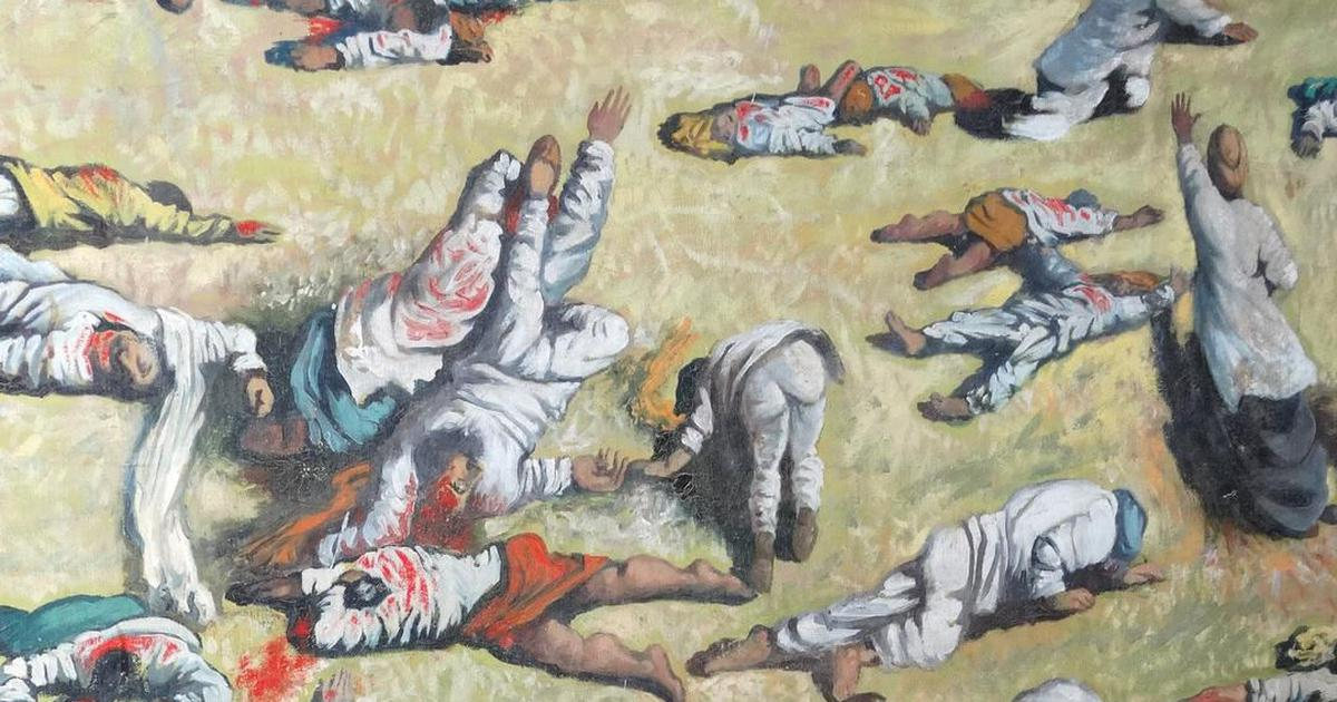 'Like Holi with the blood of Hindus and Muslims': This song about Jallianwala Bagh still resonates