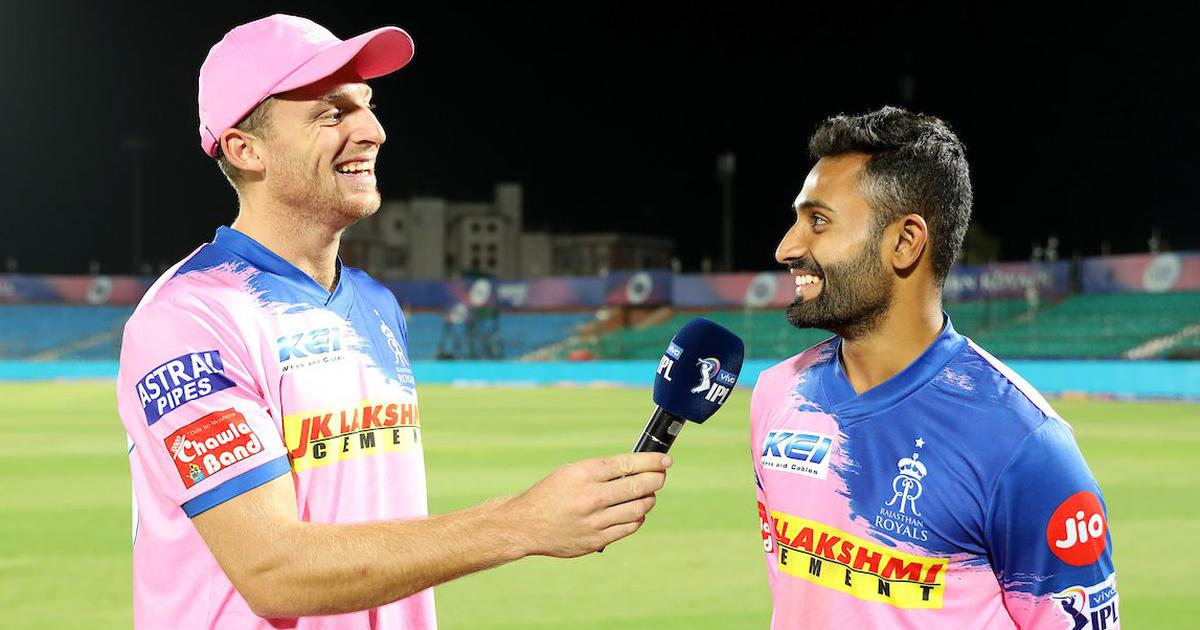 IPL 2019: In Jos Buttler and Shreyas Gopal, erratic Royals have two players delivering consistently