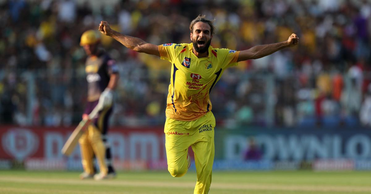 IPL 2019: Imran Tahir, Suresh Raina star as CSK defeat KKR to extend lead at top of the table