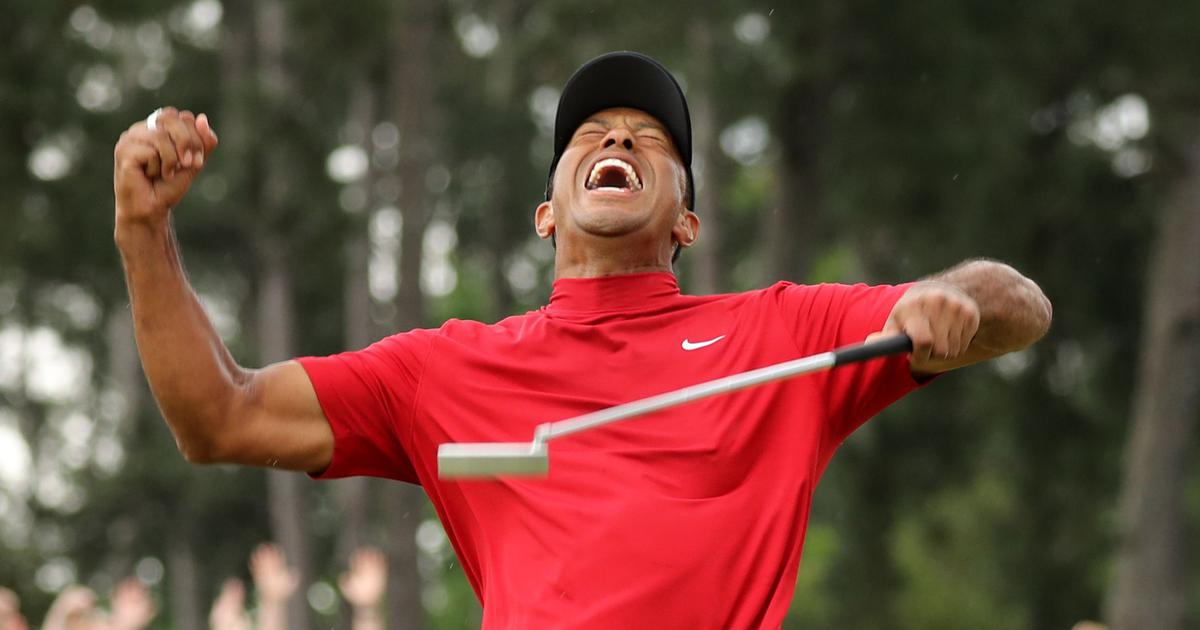 Golf: Two decades after second major win, Tiger Woods is still hungry for more