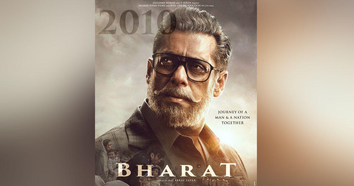 First look: Here is Salman Khan in Ali Abbas Zafar's 'Bharat'