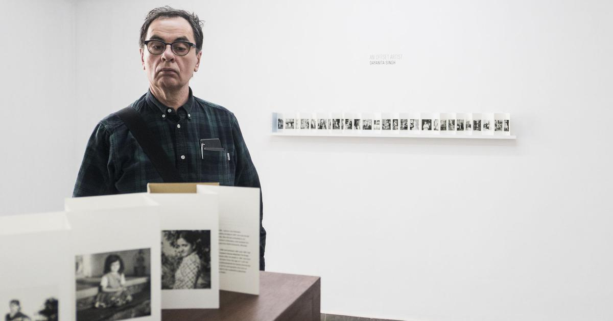 Gerhard Steidl: The world's best photo book publisher on the relationship between images and writing