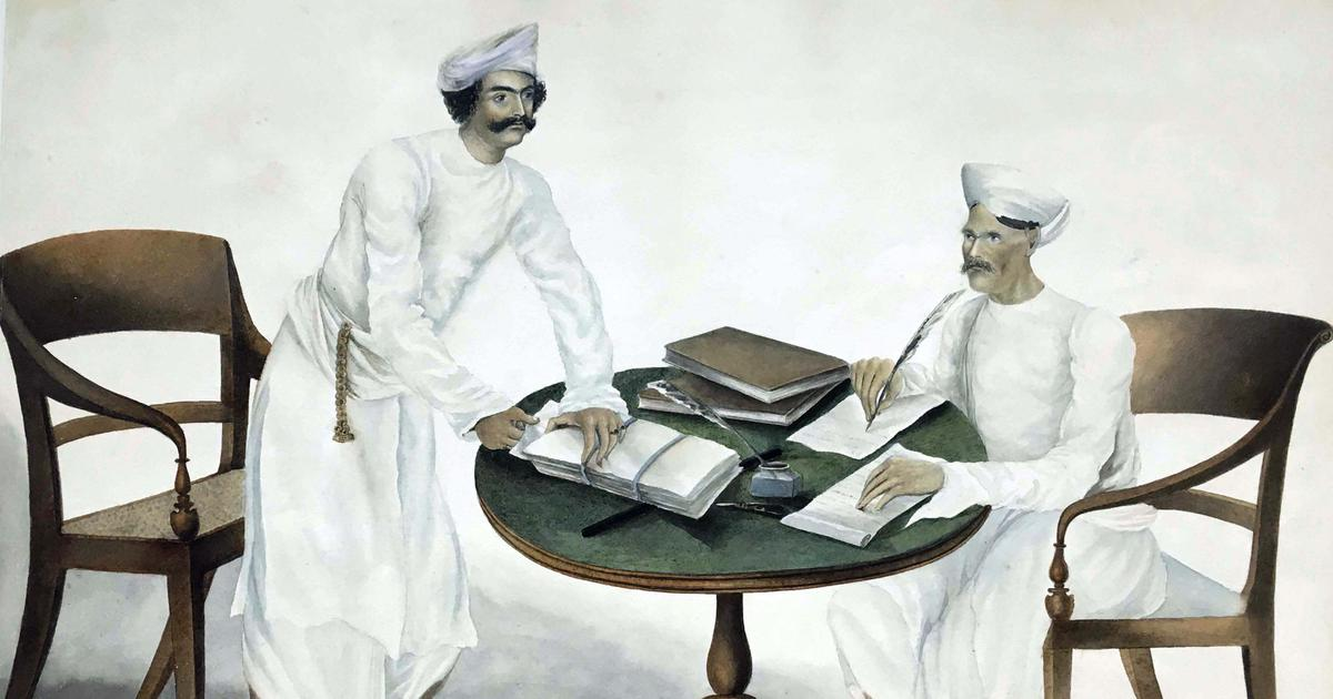 Raj-era painter Sita Ram went unnoticed for decades. Now, an art curator may have found his protege