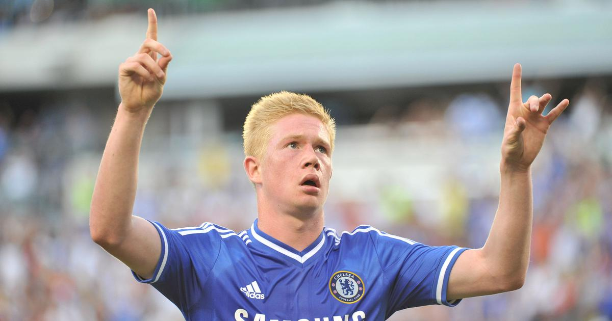 Spoke to Jose Mourinho just twice during my stay at Chelsea, says Man City's Kevin De Bruyne