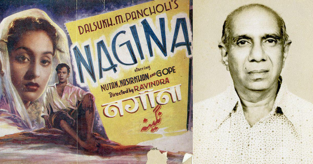 Tribute: Director Ravindra Dave, who was 'Ravinbhai' in Hindi films and 'Bapa' for Gujarati cinema