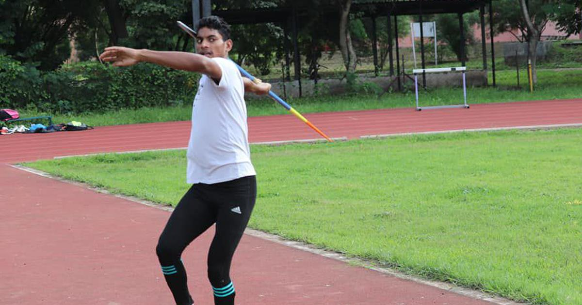 Athletics: Uttar Pradesh's Rohit Yadav registers under-18 national javelin record