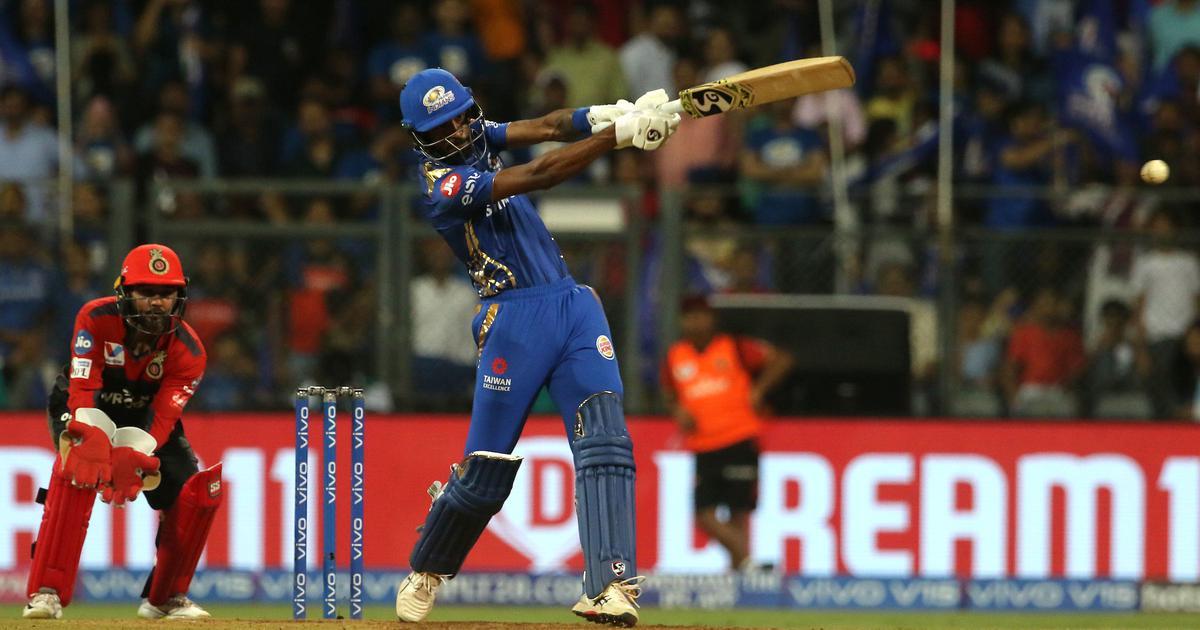 IPL 2019: Hardik Pandya, Lasith Malinga star as Mumbai Indians edge out Royal Challengers Bangalore