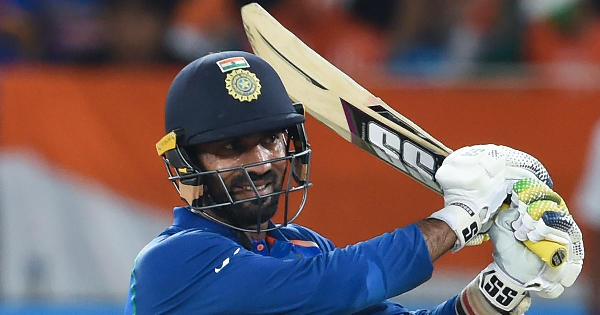 Dream come true to be a part of this team, says Dinesh Karthik on his World Cup inclusion