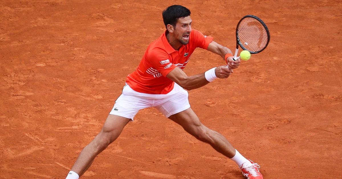 Tennis: Djokovic demolishes Fritz in straight sets to reach third round of Madrid Open