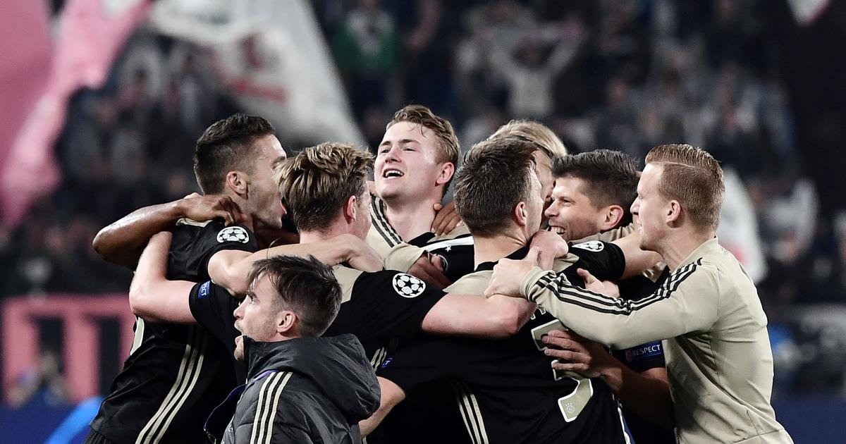 Champions League: Ajax stun Juventus 2-1 at home to enter semi-final for the first time in 22 years