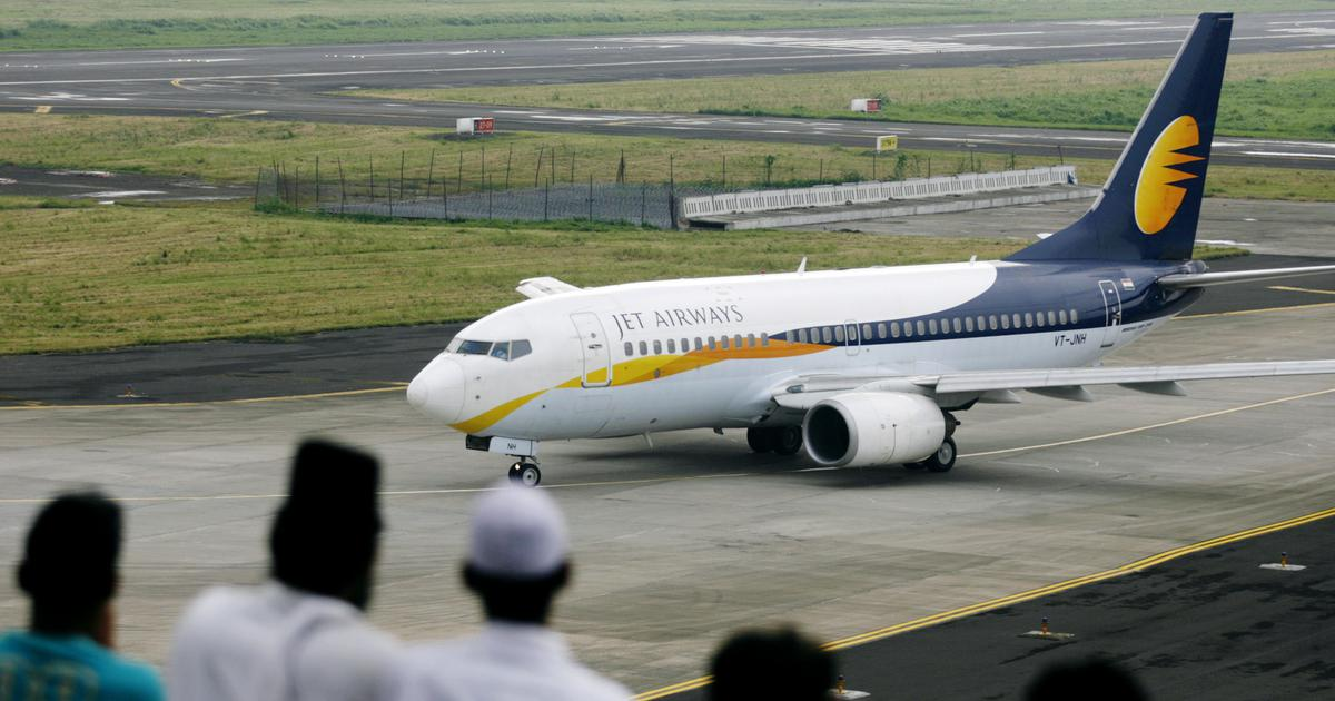 Jet Airways cancels all flights as banks decline emergency funding