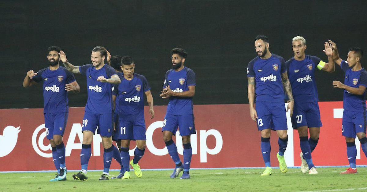 Football: Chennaiyin FC claim first AFC Cup win, beat Nepal's Manang Marshyangdi 2-0