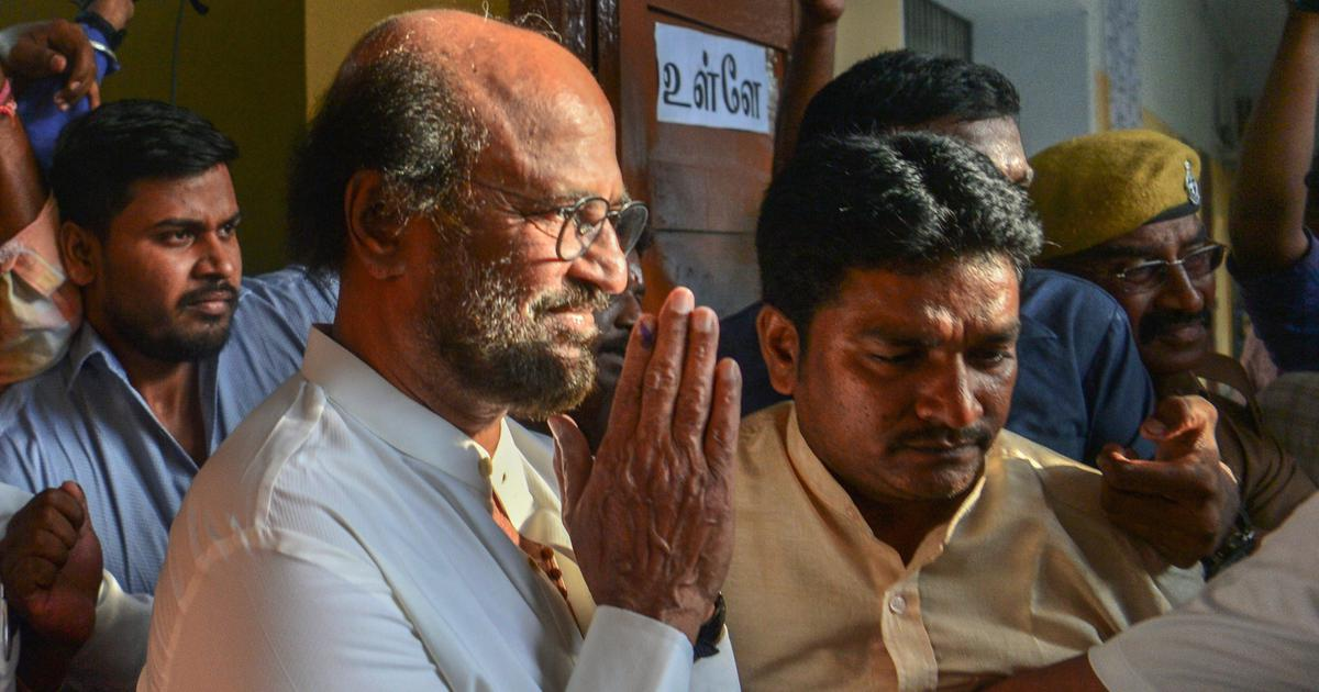 Rajinikanth's health progressing well, blood pressure is still on higher side, says hospital