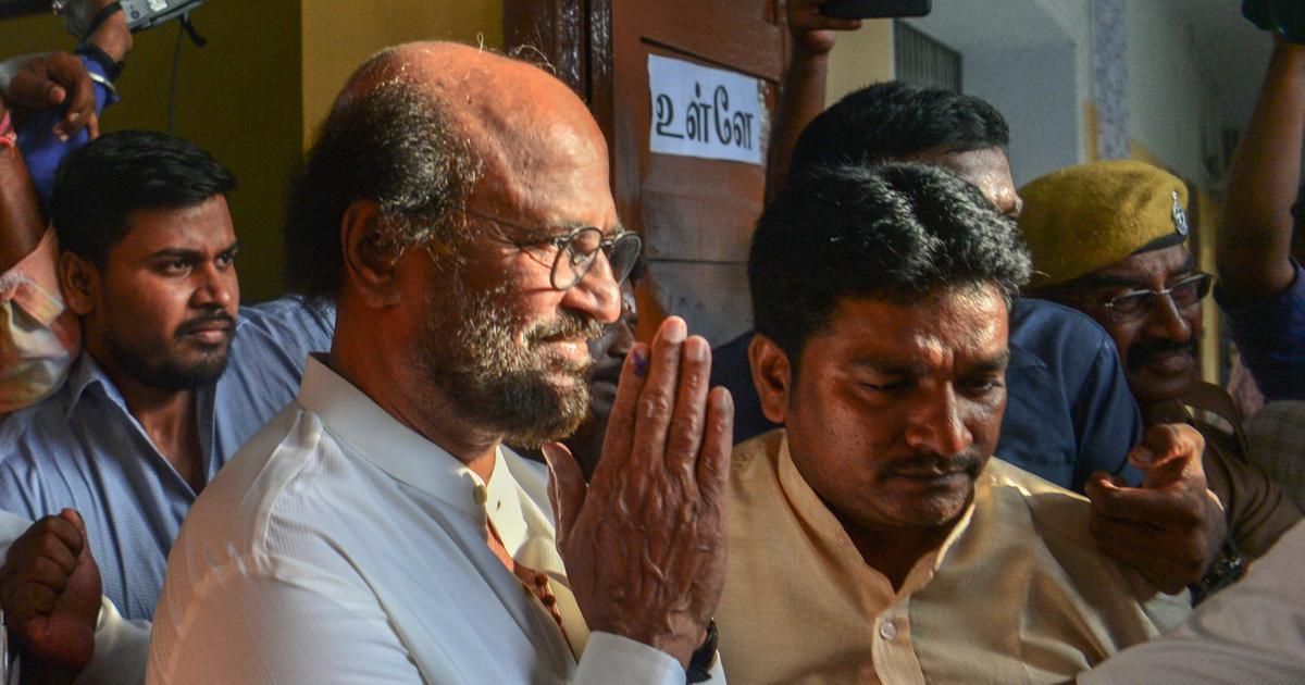 Delhi violence: Rajinikanth says he is willing to 'play any role' to preserve peace in the country