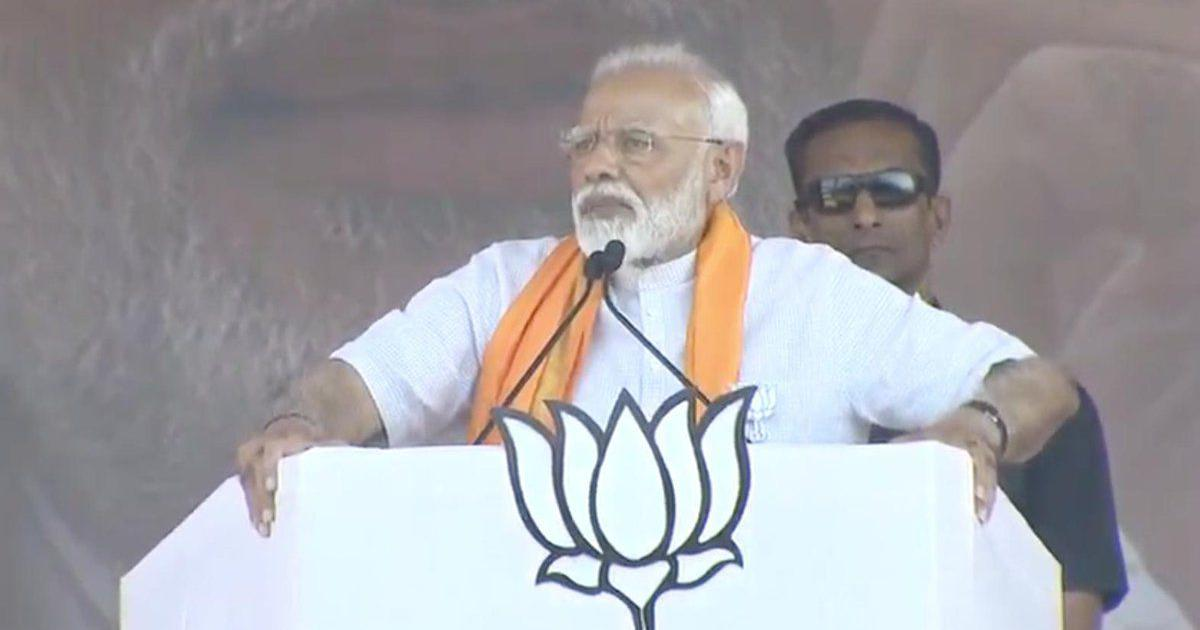 Karnataka: Is Congress-Janata Dal (Secular) vote bank in Bagalkot or Balakot, asks Modi