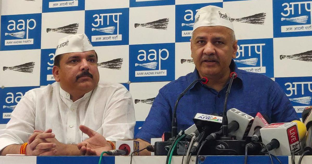Lok Sabha polls: AAP blames Congress for 'wasting time' on talks of alliance