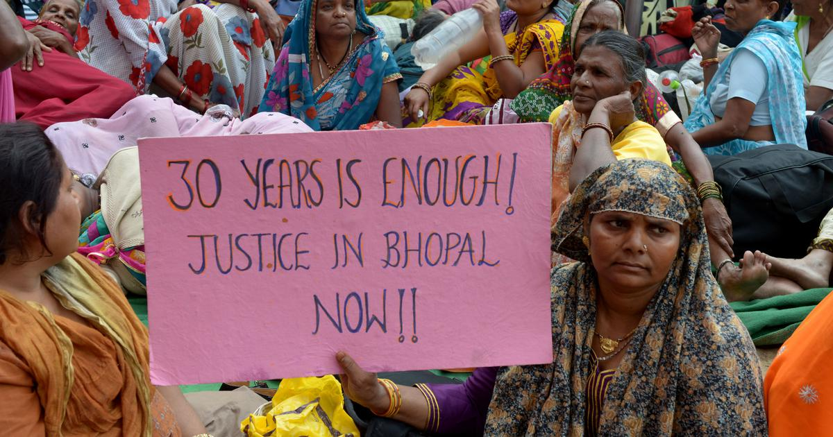 Bhopal gas tragedy among world's major industrial accidents in a century, says UN agency