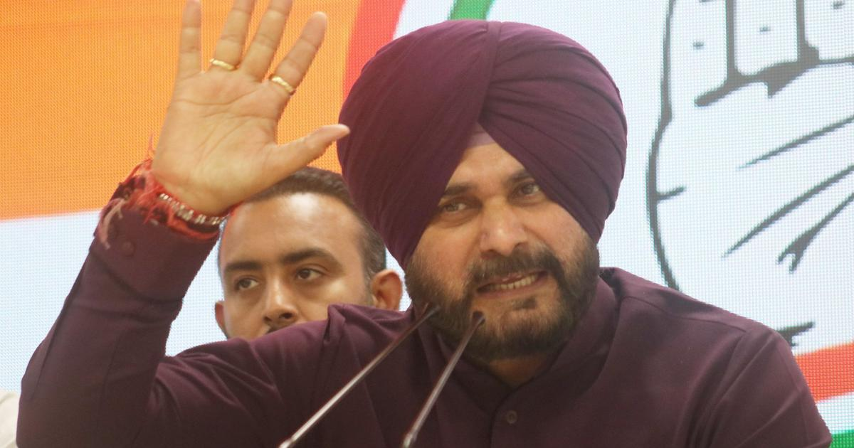 Navjot Sidhu gets political clearance to attend Kartarpur inauguration in Pakistan: Reports