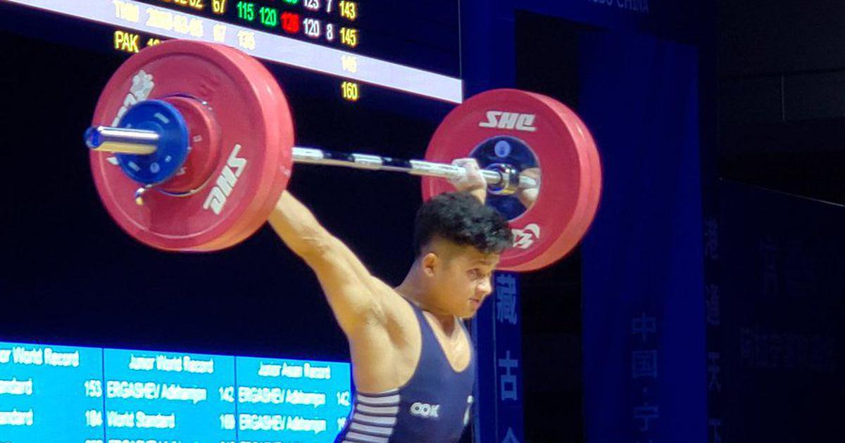 World Weightlifting Championship: India's Jeremy Lalrinnunga finishes 10th in group B