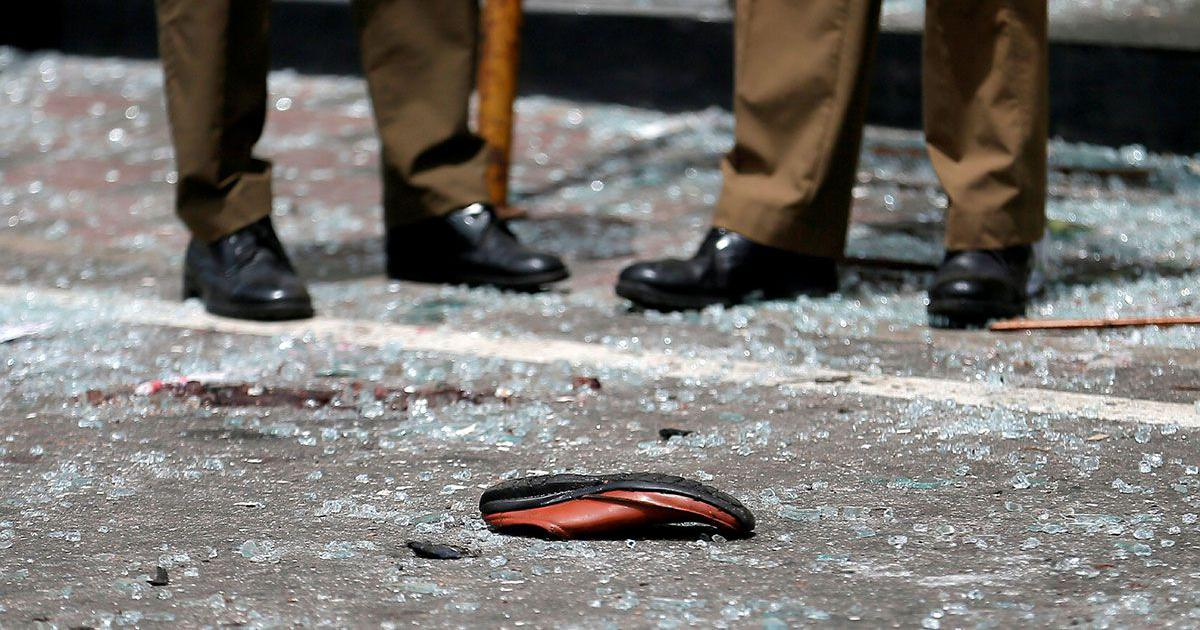 Sri Lanka serial blasts: Social media temporarily blocked, government announces night curfew