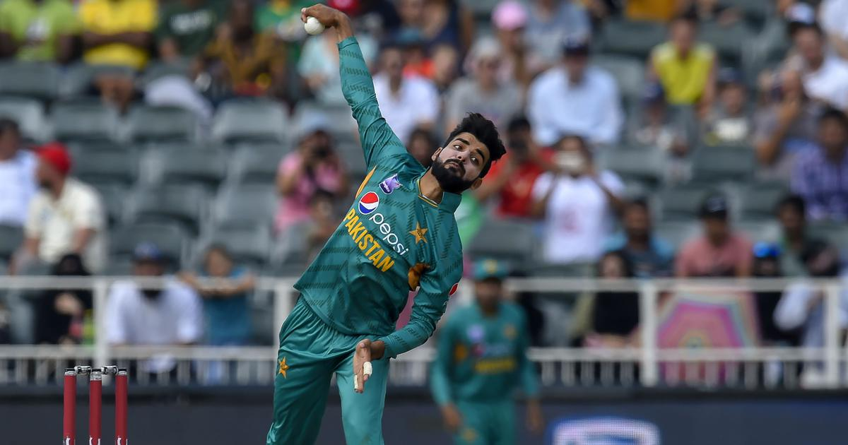 Pakistan's Shadab Khan declared fit for World Cup 2019 after recovering from virus