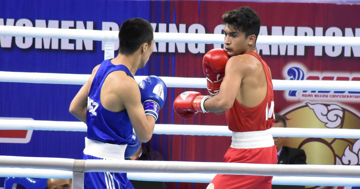 Asian Boxing Championships: Shiva Thapa, Amit Panghal lead the charge as five Indians reach QFs