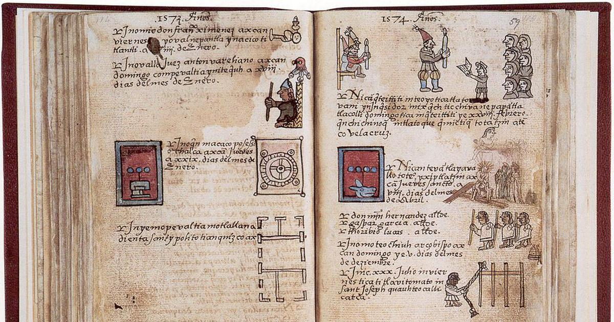 How did the scroll of the ancient world evolve into the modern book? (And what is a codex?)