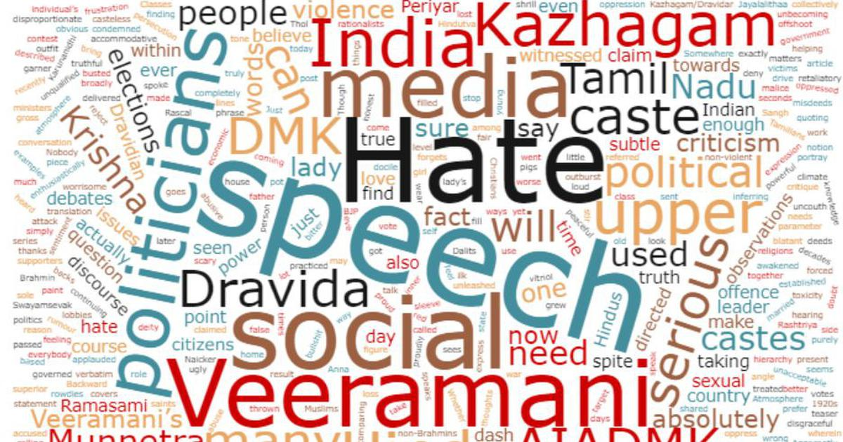 The TM Krishna column: Not just politicians, hate speech worn as a badge of honour by many Indians