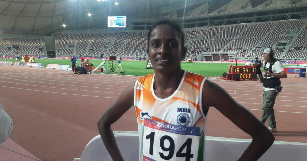 India's 800m runner Gomathi handed four-year ban for doping, to lose Asian C'ships gold: Report