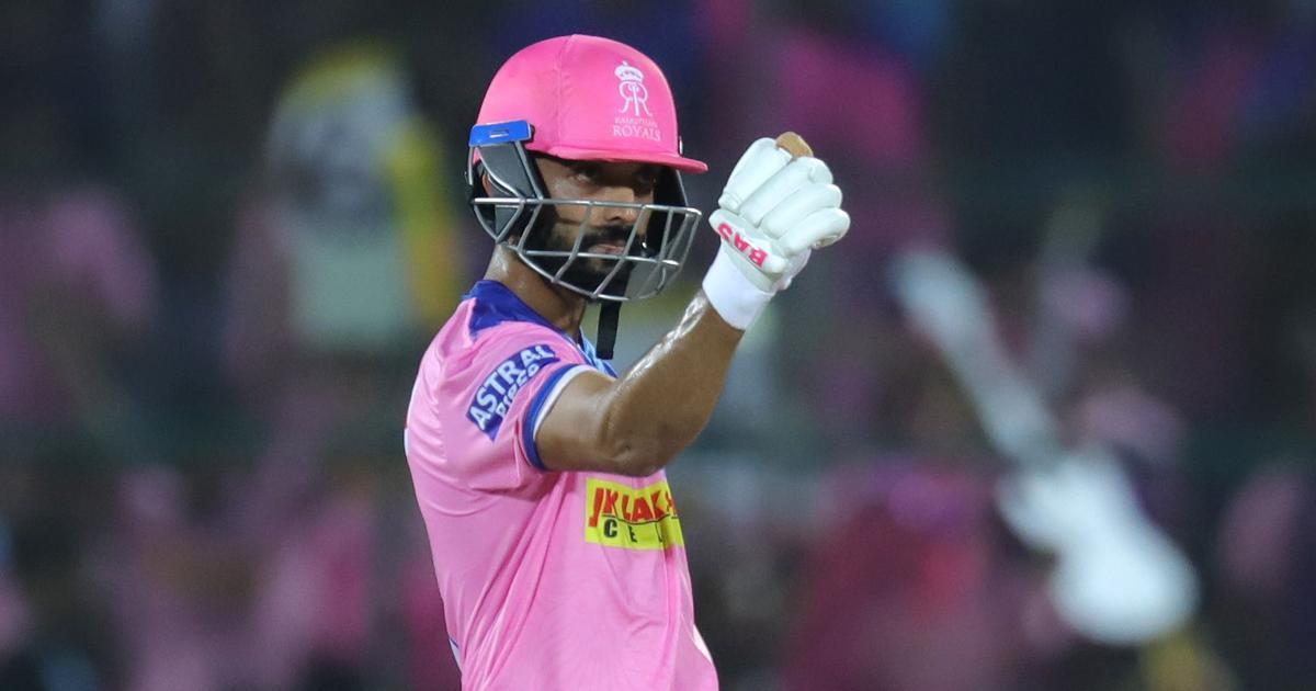 IPL 2019: Rajasthan Royals reappoint Ajinkya Rahane as captain after Steve Smith returns home