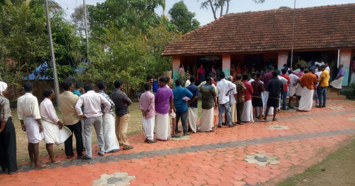 लोक सभा चुनाव के तीसरे चरण में 67.87 फ़ीसदी मतदान, कर्नाटक में रिकॉर्ड तोड़ 69 प्रतिशत