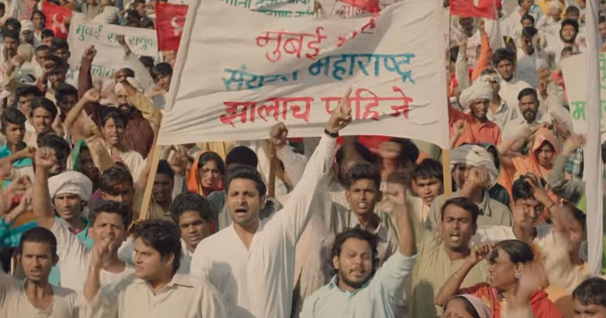 The creation of Maharashtra gets a dramatised retelling in Zee5 web series 'Hutatma'