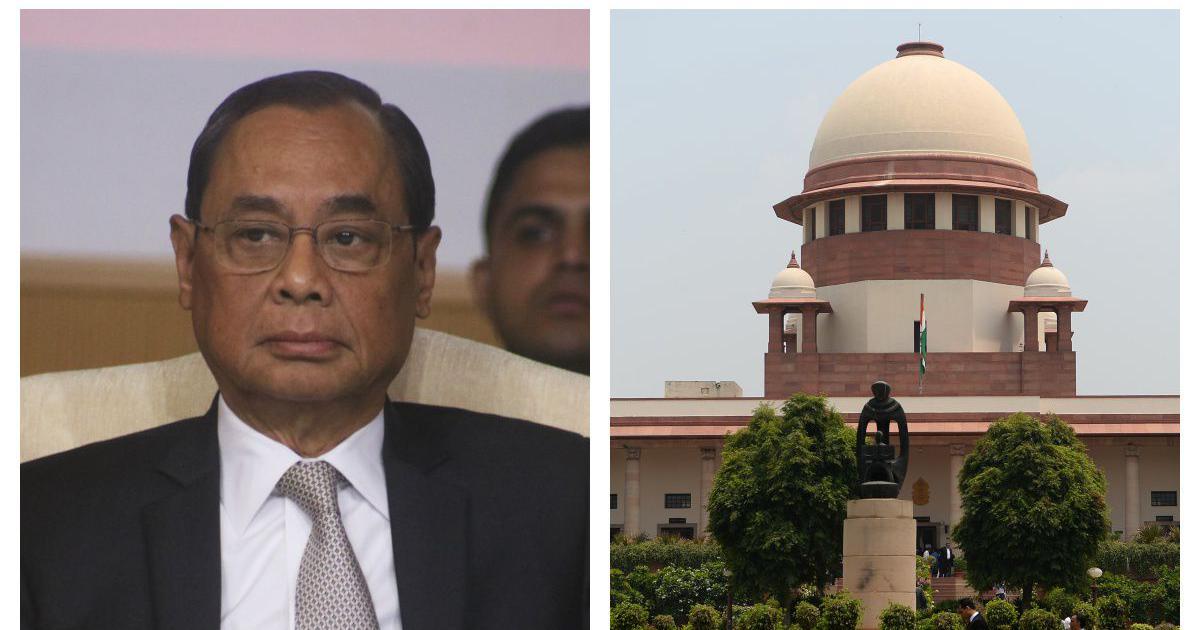 अयोध्या मामले में सुनवाई आज ही पूरी होगी, जस्टिस रंजन गोगोई ने कहा - अब बहुत हो गया
