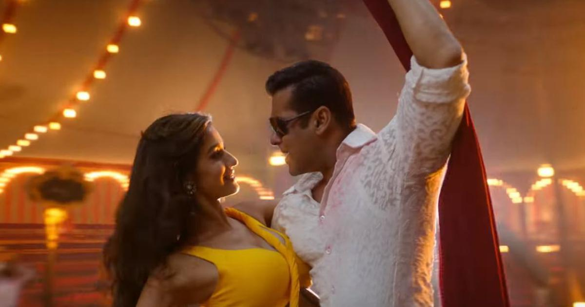 Song check: Vishal-Shekhar's 'Slow Motion' for 'Bharat' is an A-1 Salman Khan dance number