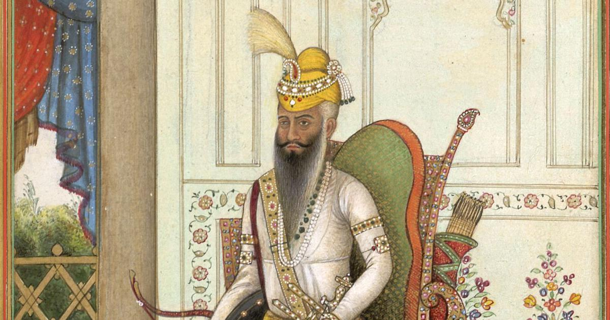 How a Quaker from America gained fame and fortune in Ranjit Singh's court (and was then banished)