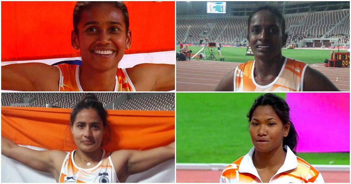 From Gomathi Marimuthu to PU Chitra: All Indian medallists from Asian Athletics Championship 2019