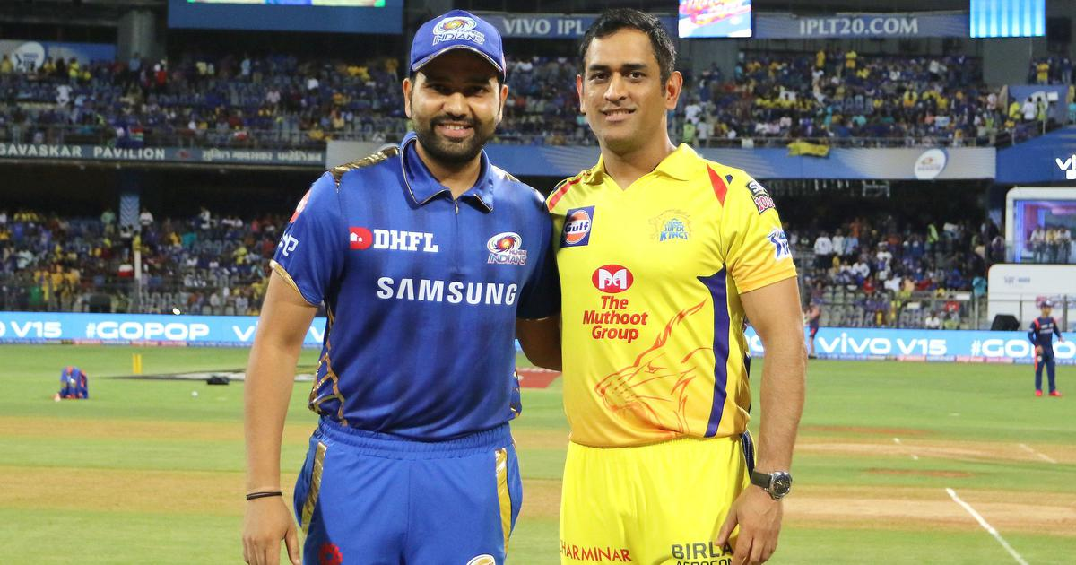 IPL 2019: Becomes difficult for CSK to chase targets when they don't have Dhoni, says Rohit Sharma