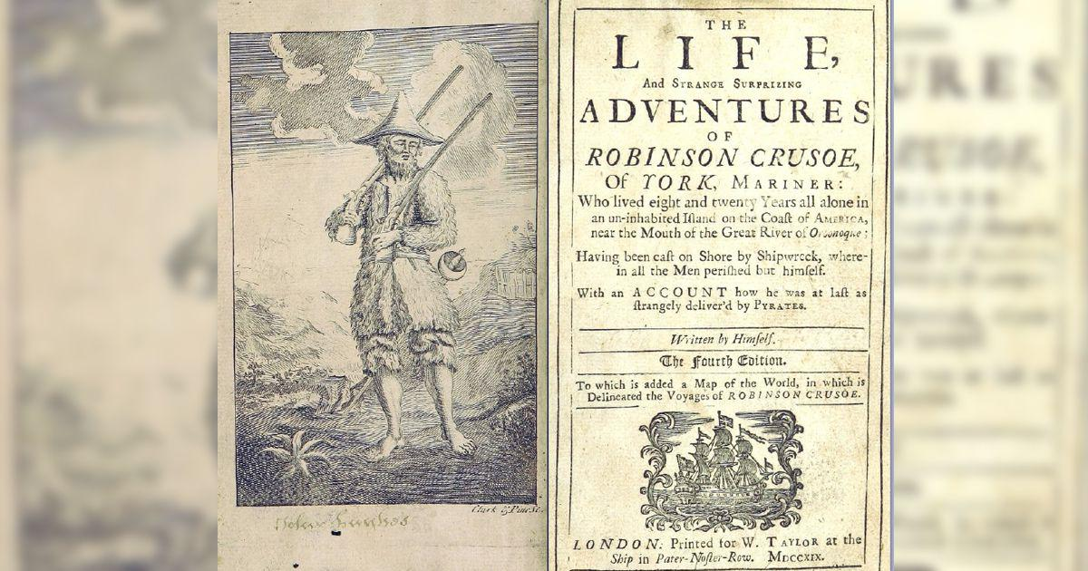 How illustrations have kept the magical appeal of 'Robinson Crusoe' alive for successive generations