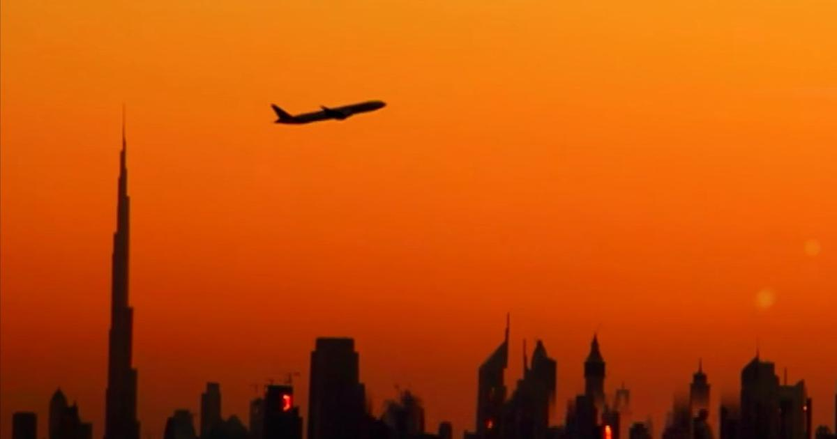 Sony BBC Earth show 'City in the Sky' goes behind the scenes of the airline industry