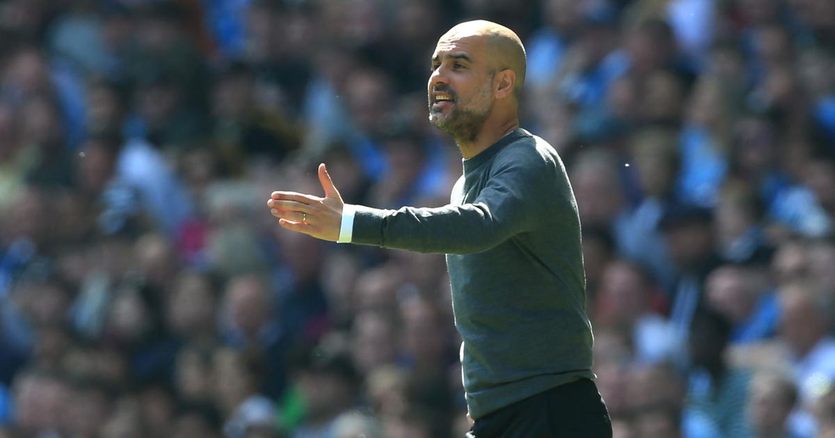 0b7f9a688 Pep Guardiola insists Man City have done their job even if they don't win  Premier ...